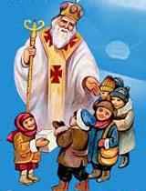 Акція Святий Миколай у Золочівському коледжі