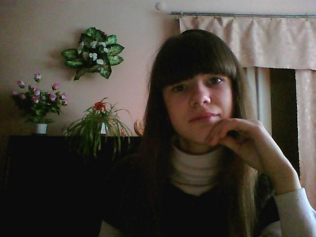 Христина Фрияк. Студентка Золочівського коледжу
