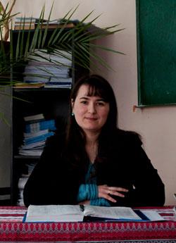 Вовнянка Світлана Василівна
