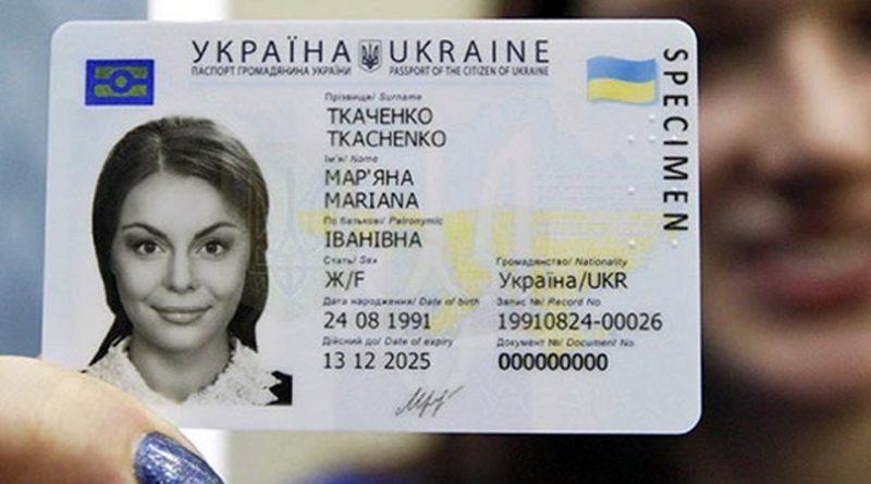 Для вступу у коледж потрібно паспорт id картка